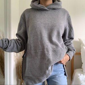 John Elliot Gray Sweatshirt Hoodie